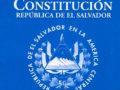 Constitución de la República de El Salvador