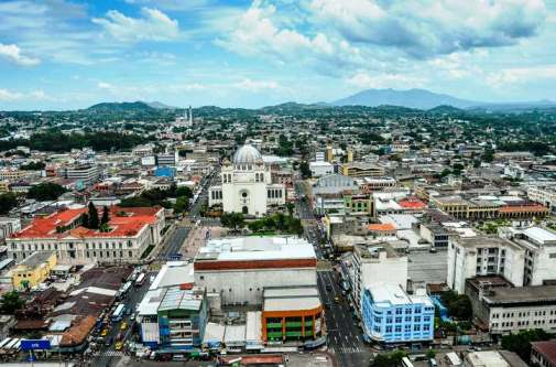 Cuál es la capital de El Salvador