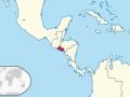 Ubicación geográfica de El Salvador