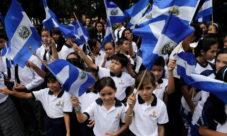 Día de la independencia en El Salvador