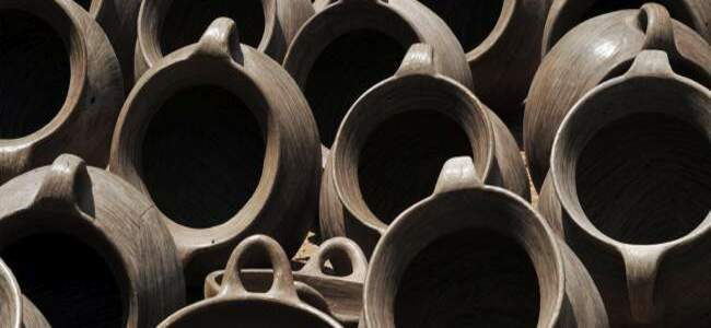 esculturas de barro